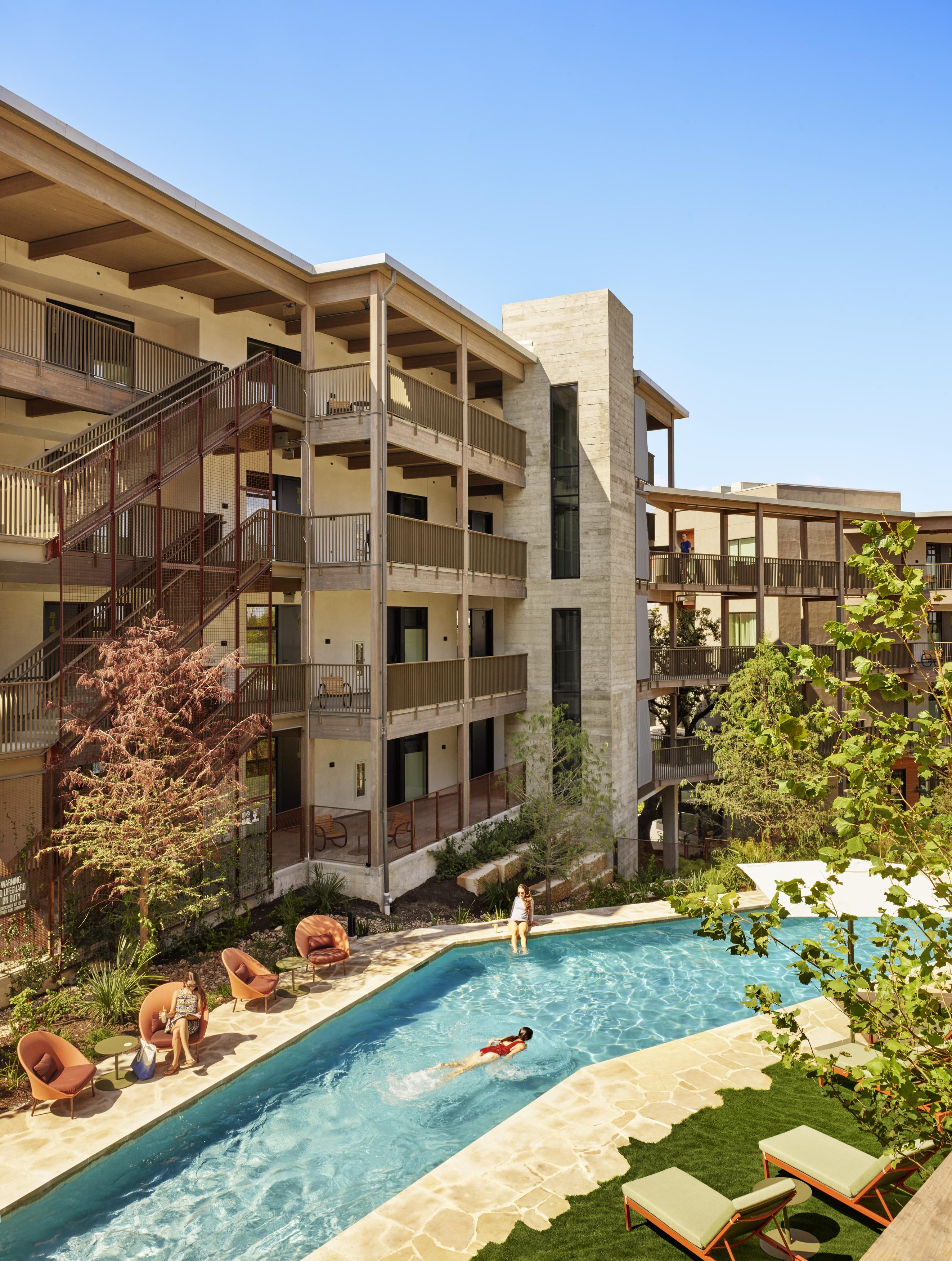 Hotel Magdalena - Pool
