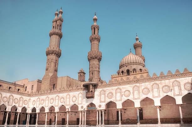 Al-Azhar Mosque, El-Darb El-Ahmar - 970