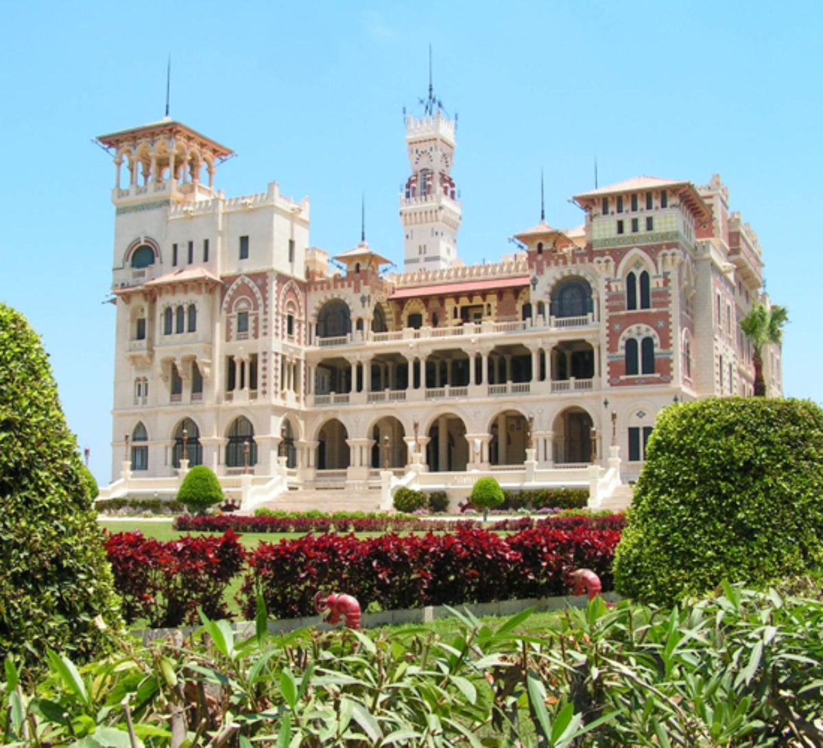 Montazah Palace - 1892