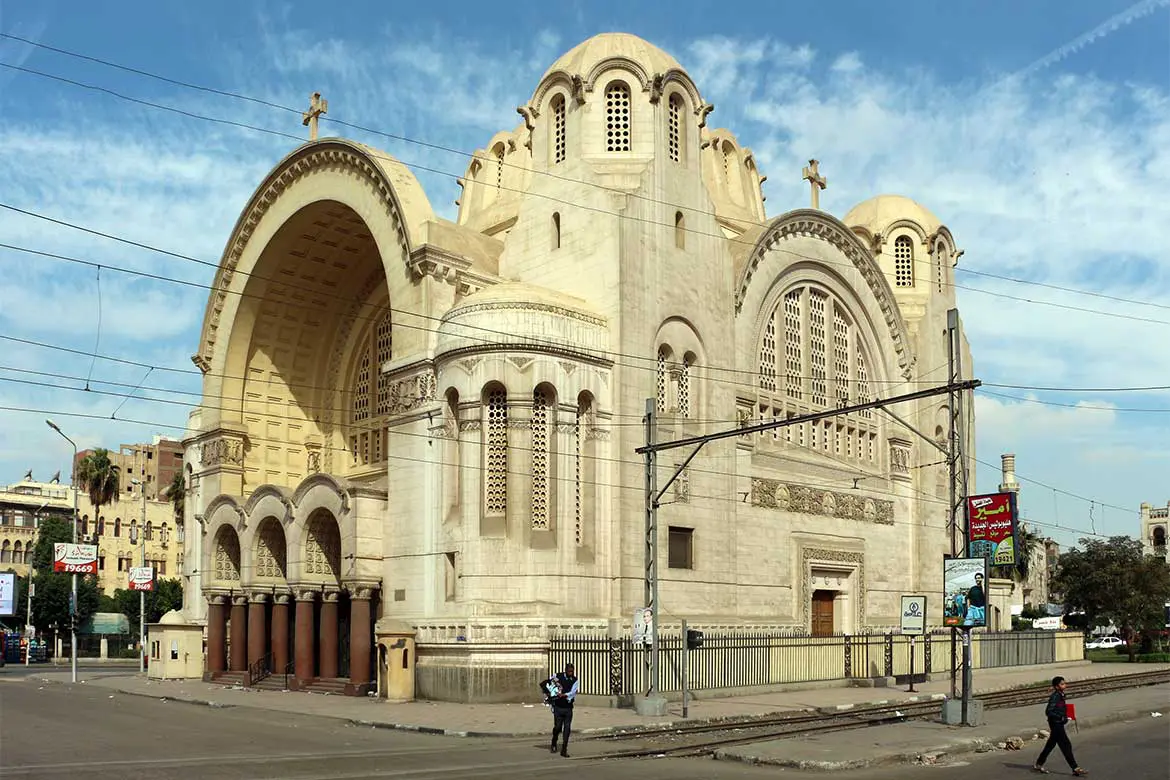 Our Lady of Heliopolis Co-Cathedral, Heliopolis - 1913