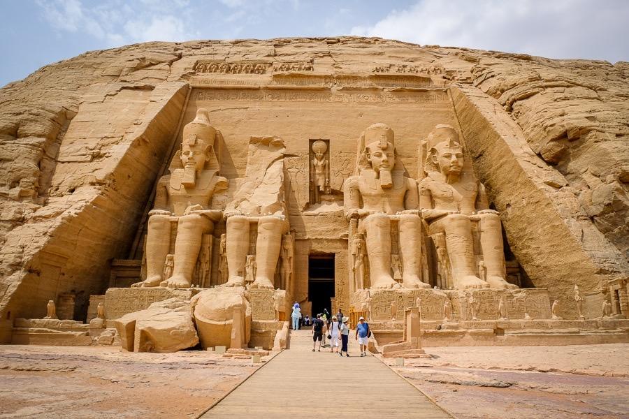 Abu Simbel - c.1244 B.C.