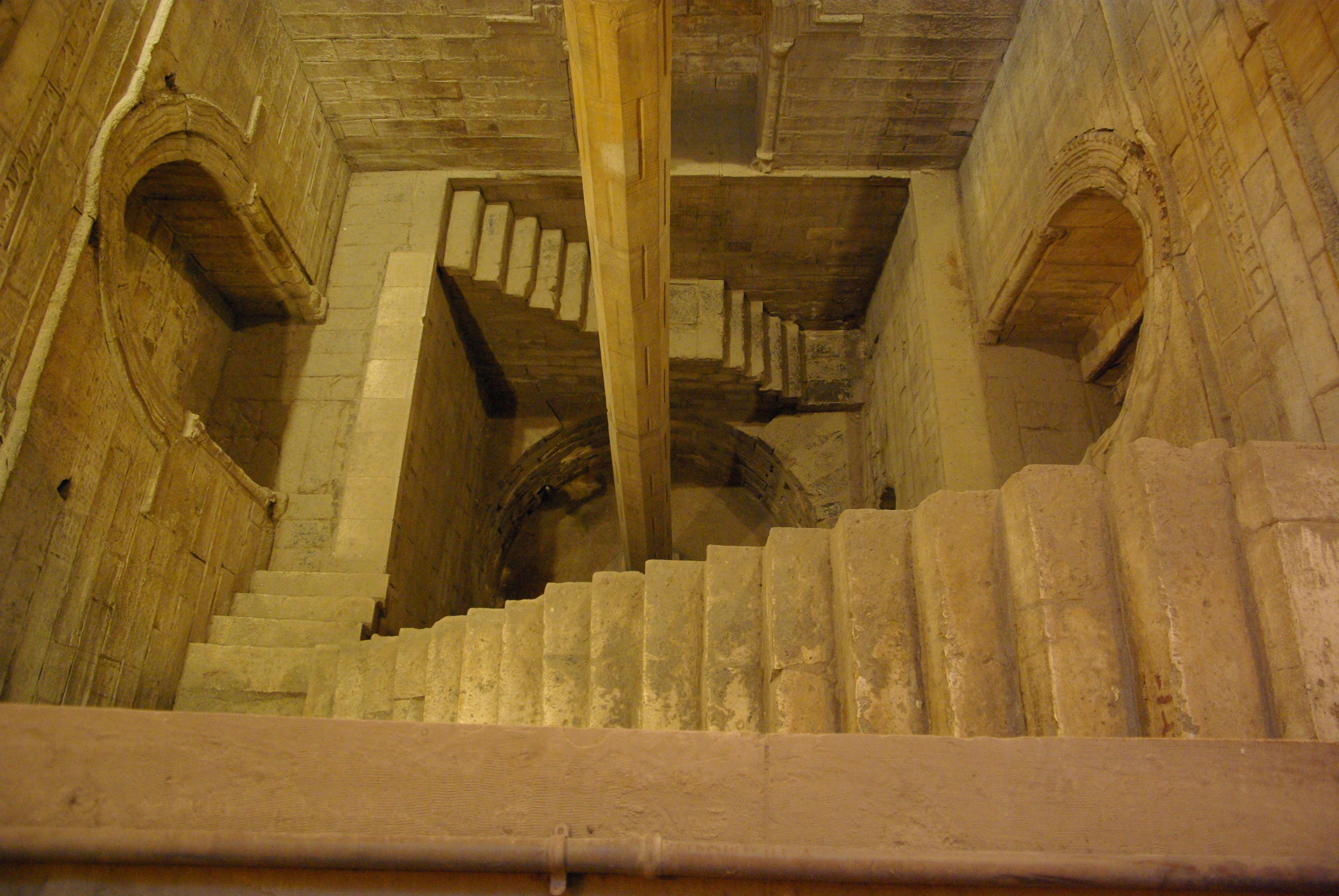 Nilometer, Rawdah Island (Central Cairo) - 861
