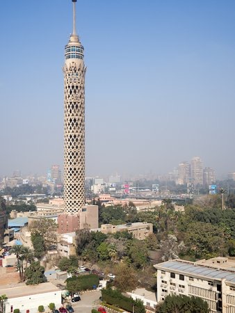 Cairo Tower, Zamalek - 1956-1961