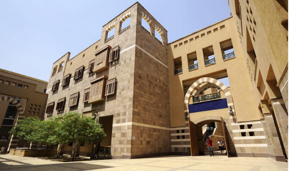 The American University in Cairo (AUC), New Cairo - 1919