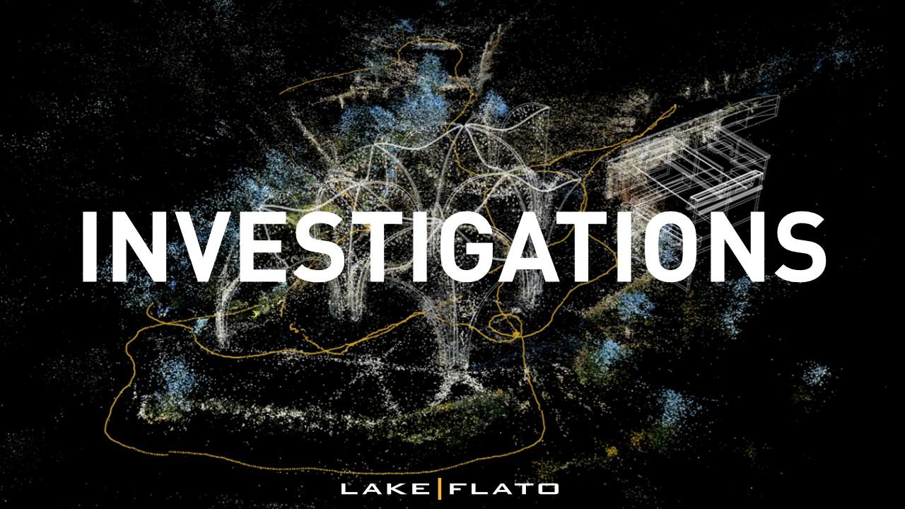 LF Investigations program graphic