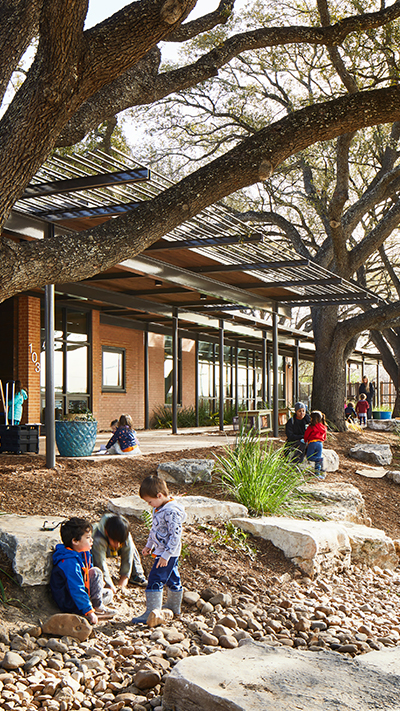 outdoor learning environment for preschoolers