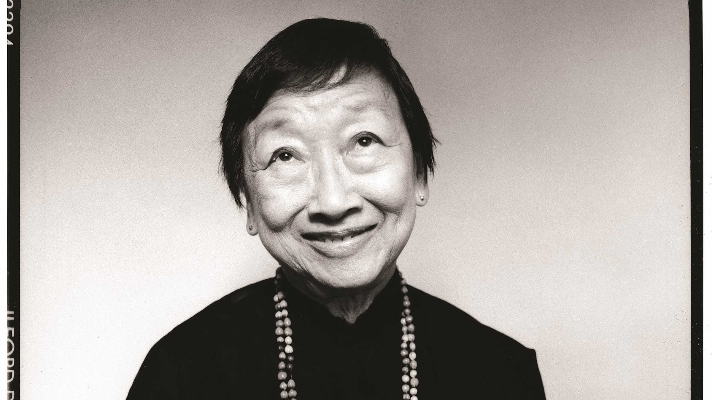 Helen Lui Fong portrait