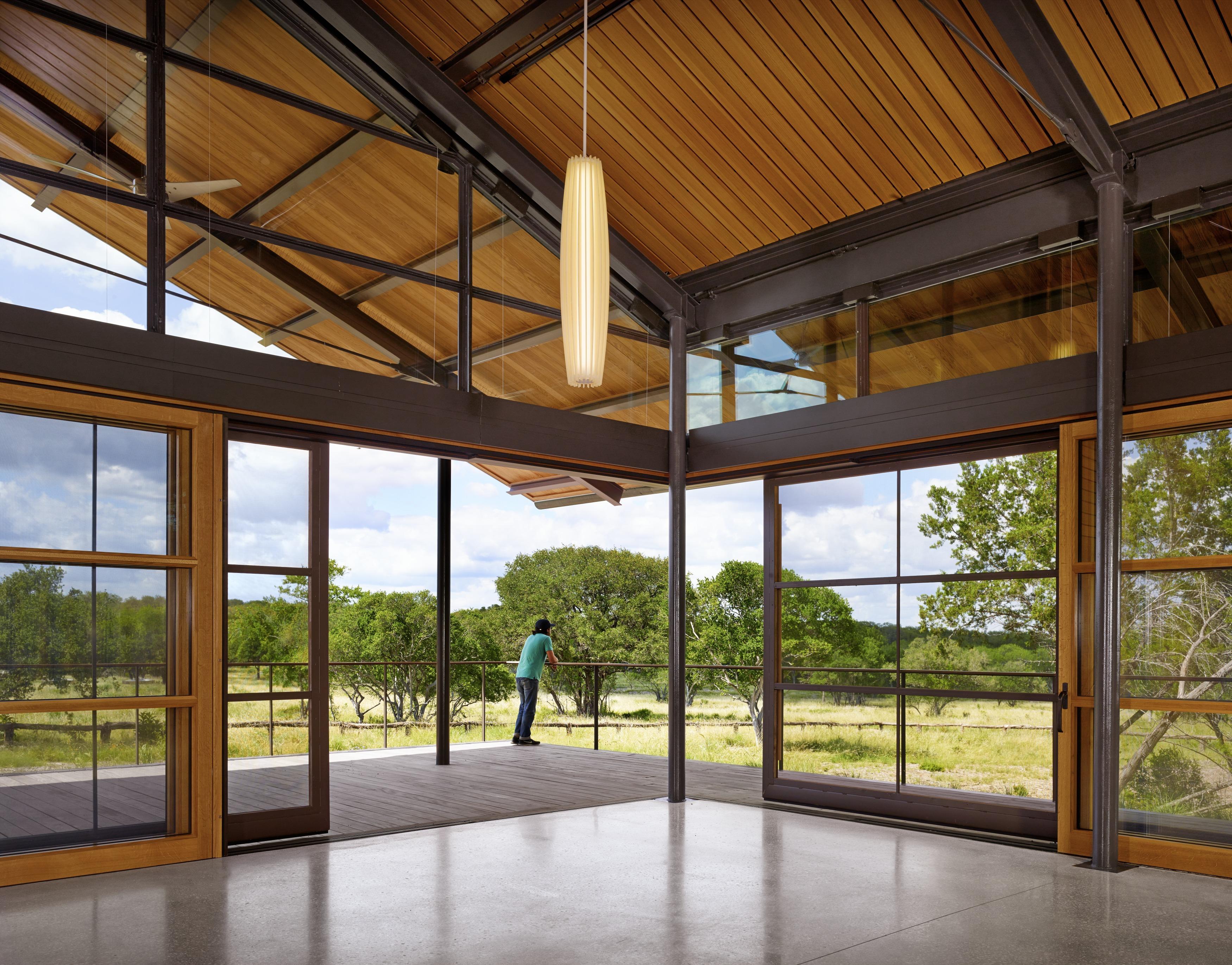 Phil Hardberger Park Urban Ecology Center | Lake Flato