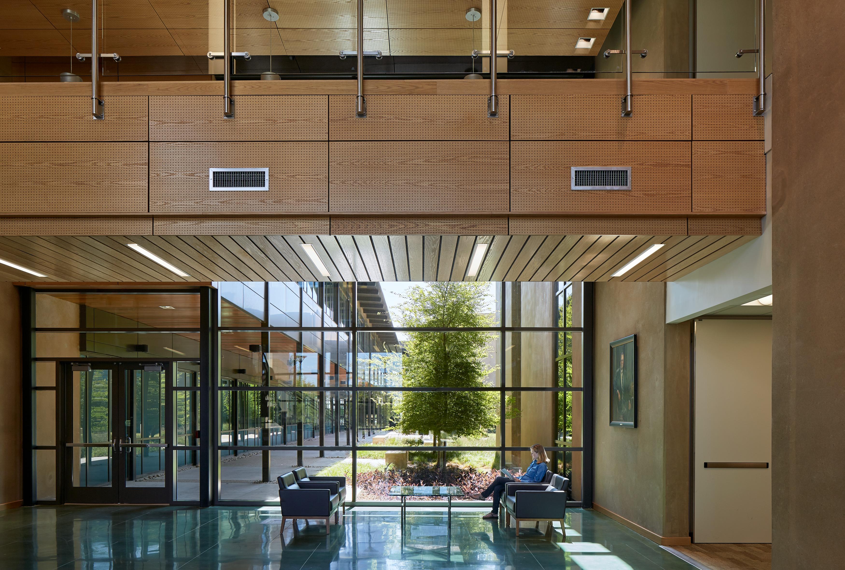 Texas Biomedical Research Institute Facility Lake Flato