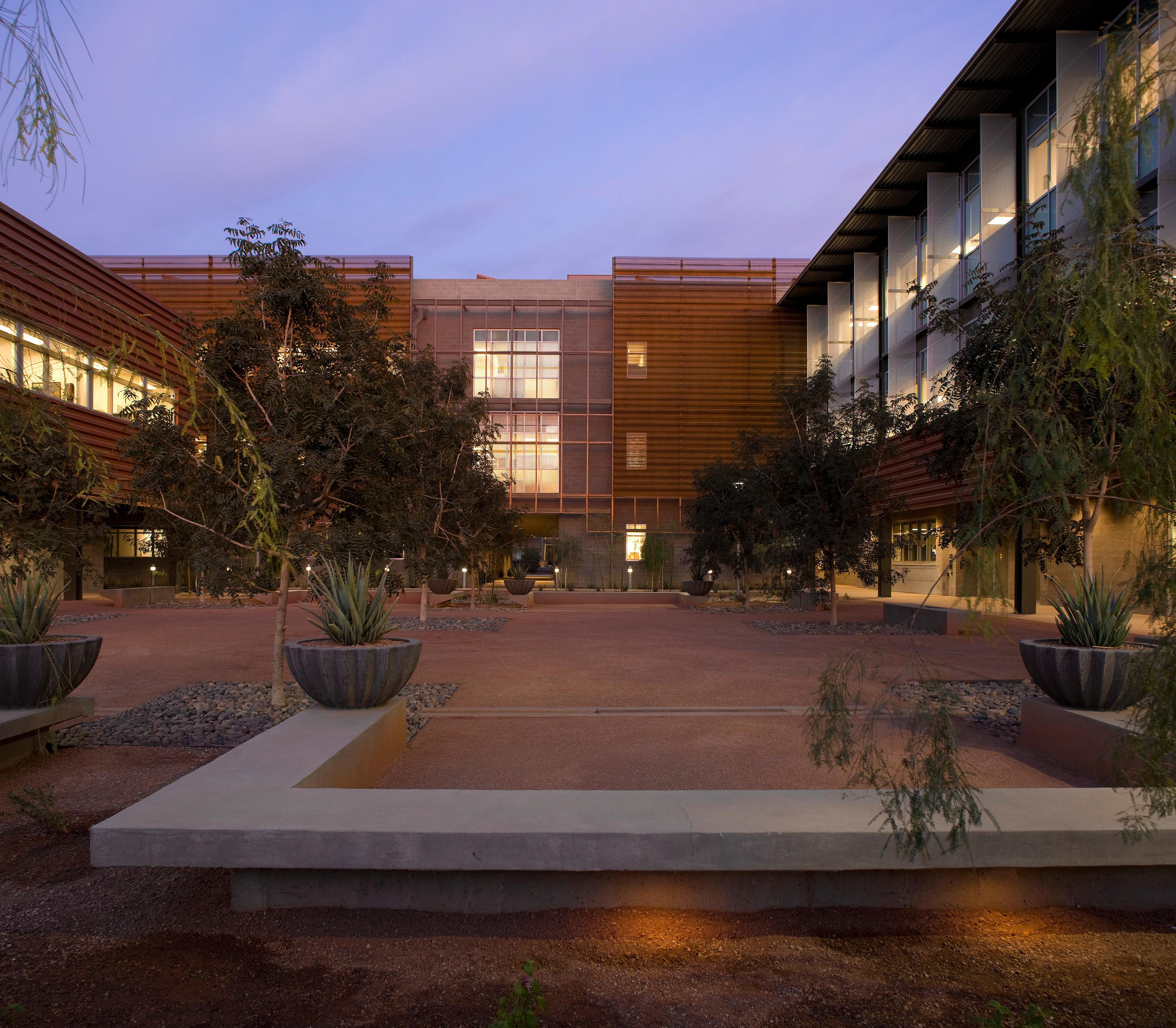 Classroom Design For Recognition ~ Asu polytechnic academic district lake flato