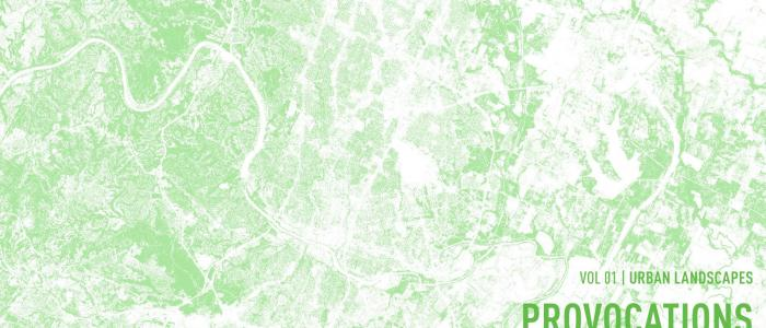 Tree canopy map of the City of Austin, Texas