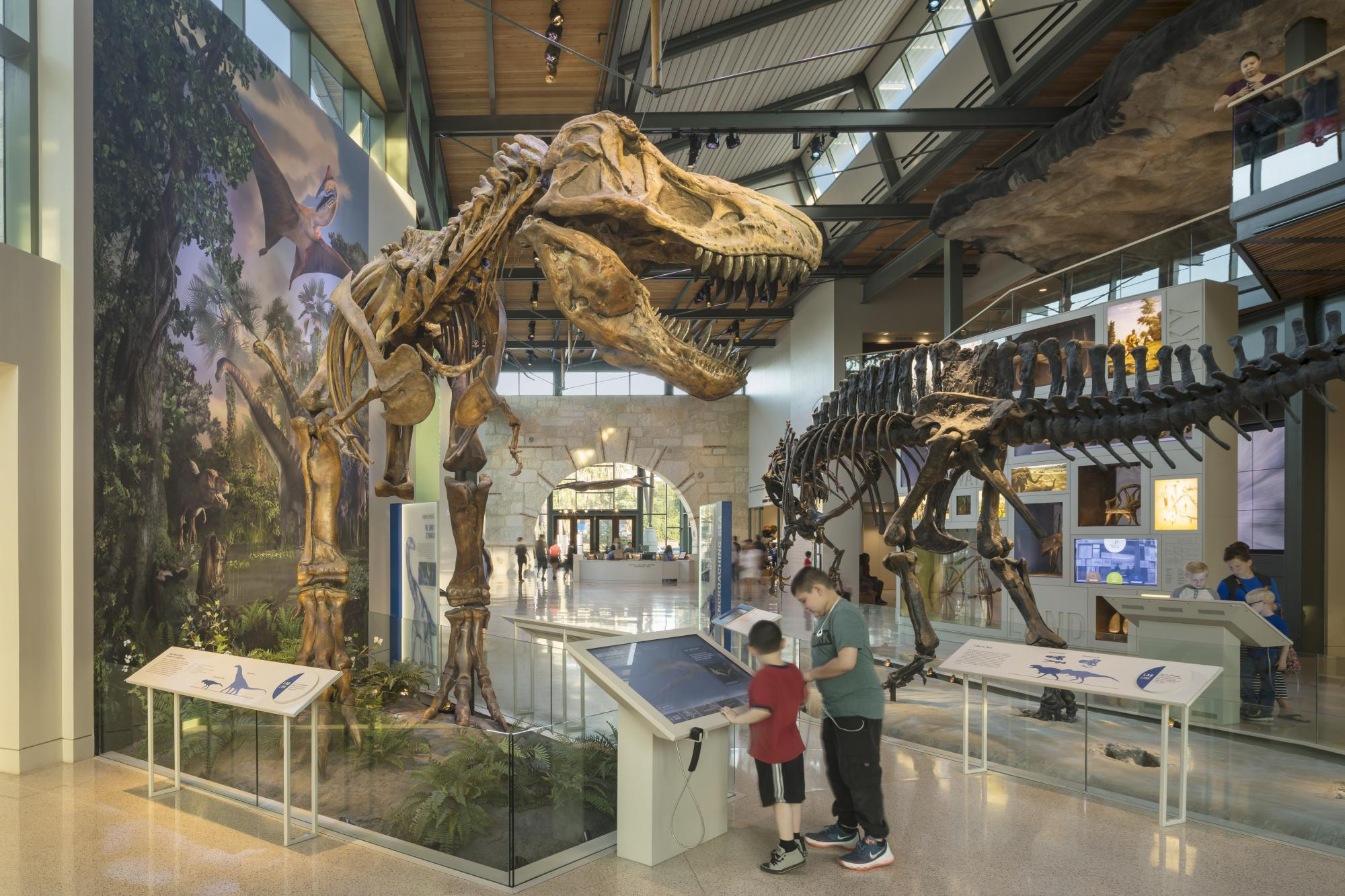 Witte Museum & Mays Family Center | Lake Flato