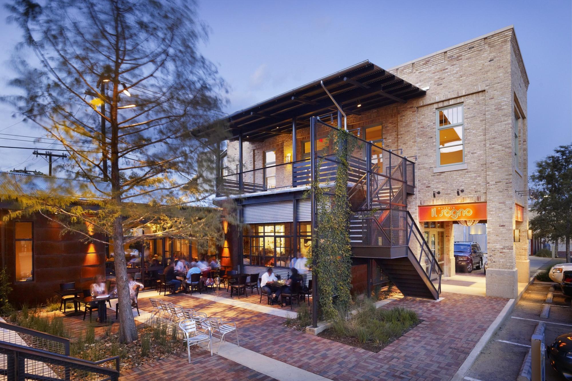 Il Sogno Restaurant San Antonio