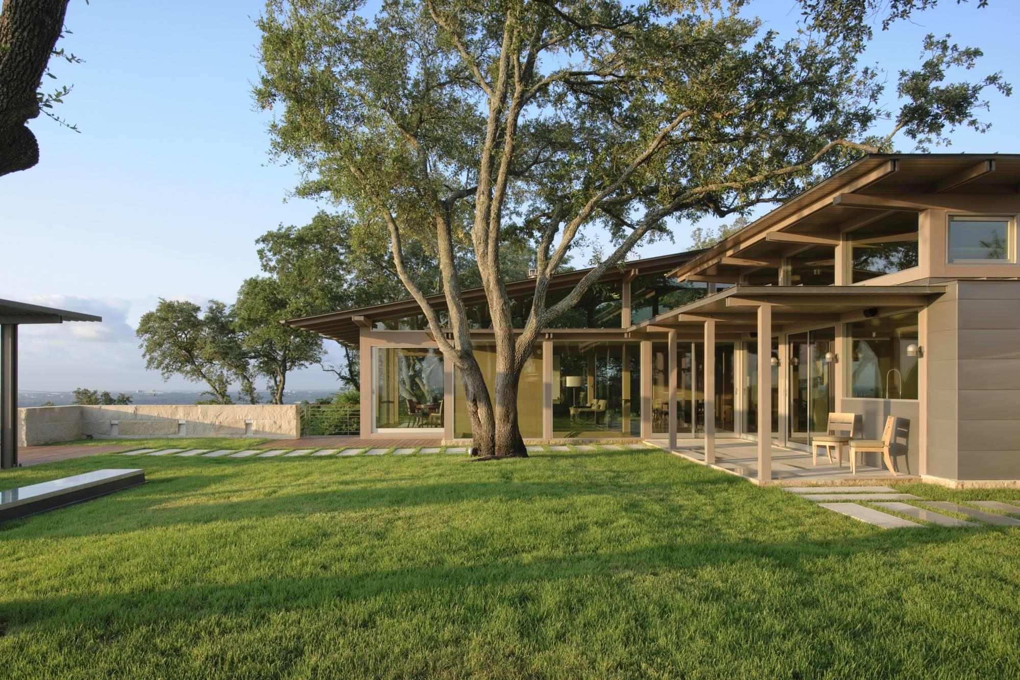 Hillside House | Lake Flato