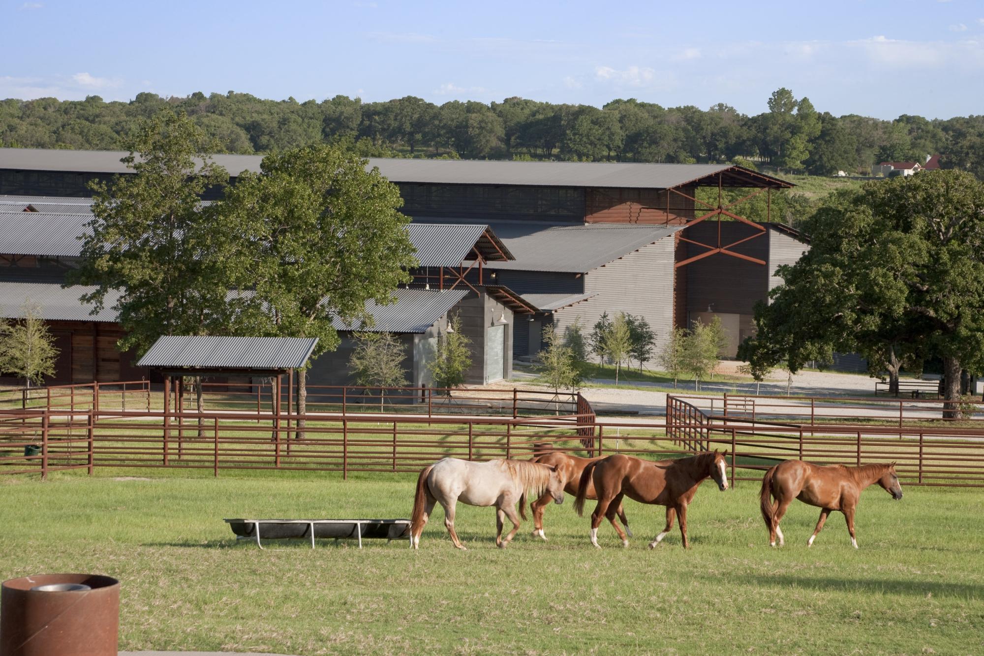 Cutting Horse Ranch | Lake Flato