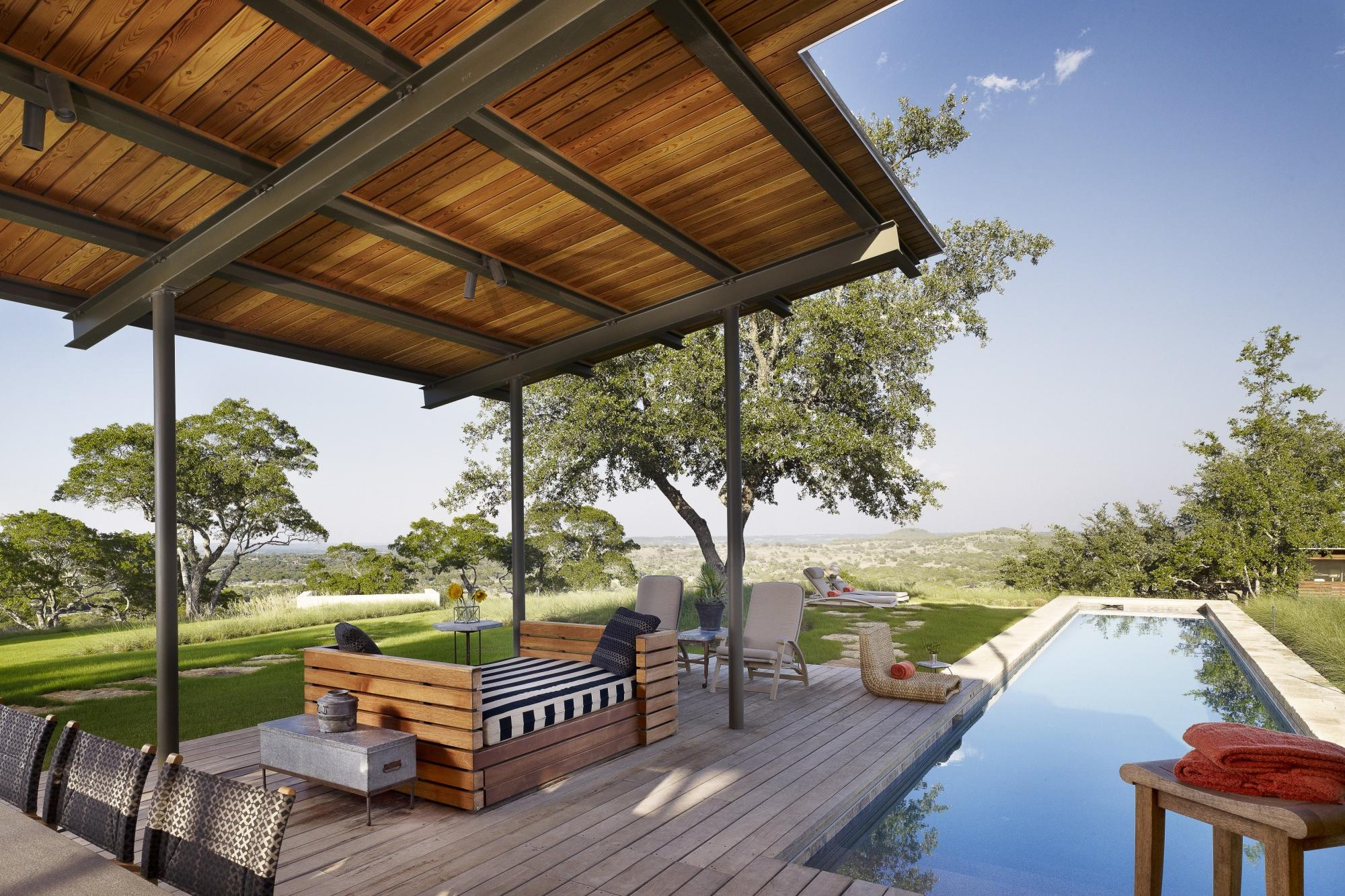 Story Pool House