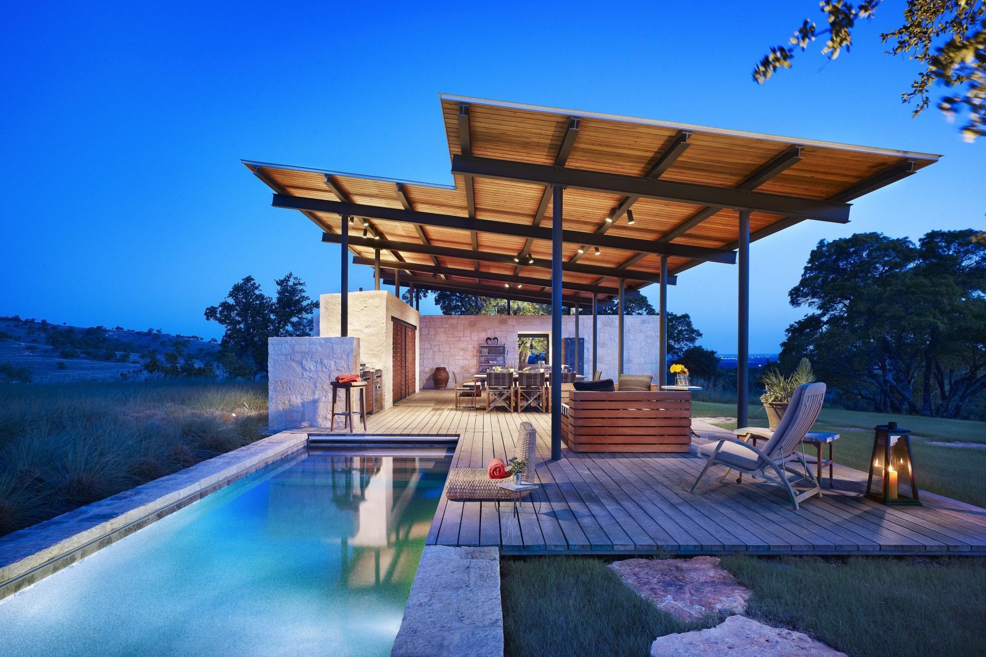 pool house. Pool House