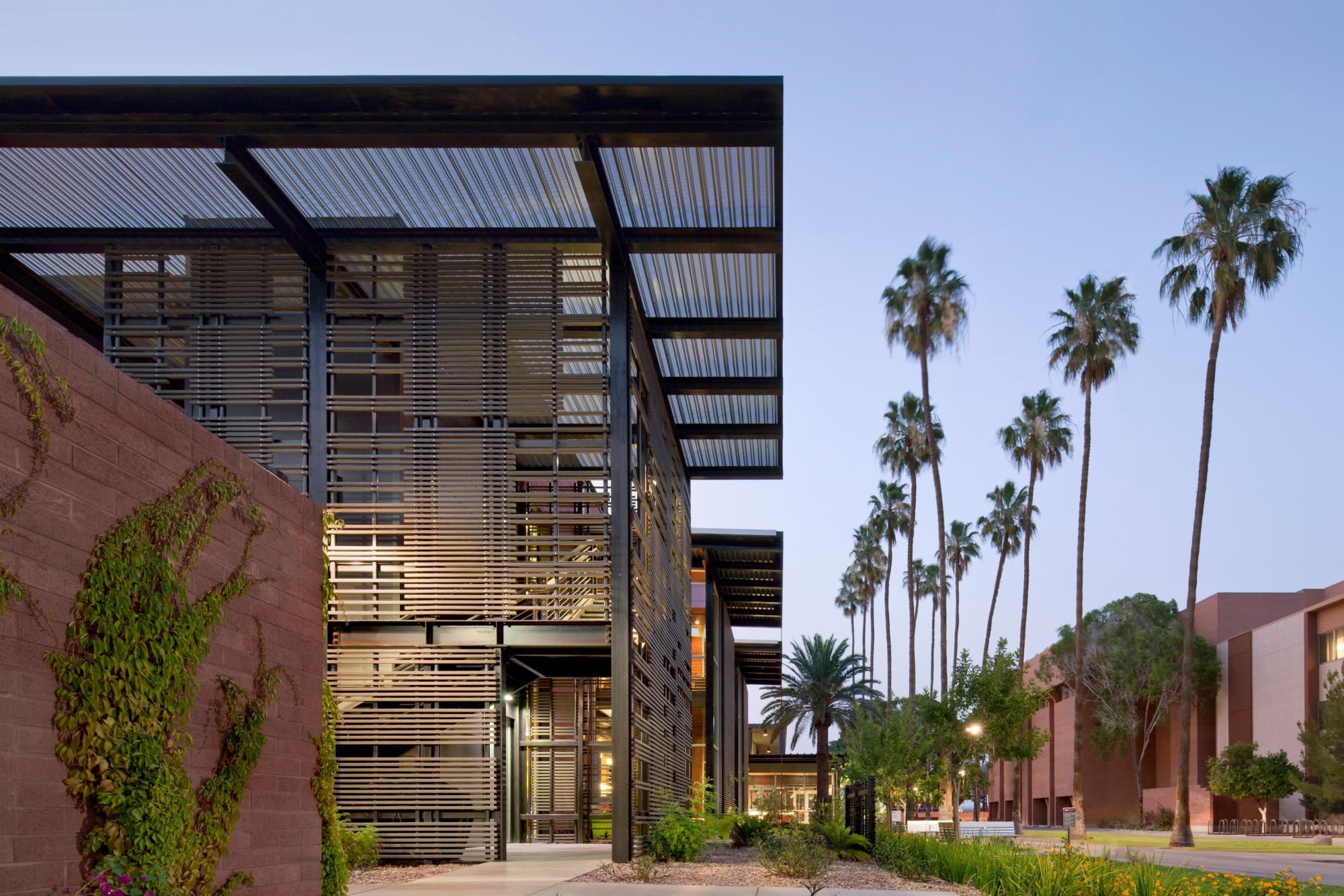 ASU Health Services Building