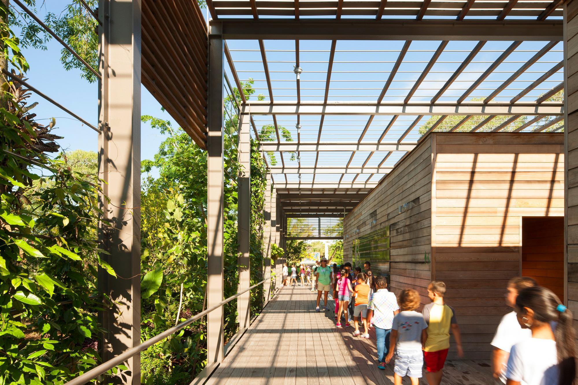 Garden Centre: Naples Botanical Garden Visitor Center