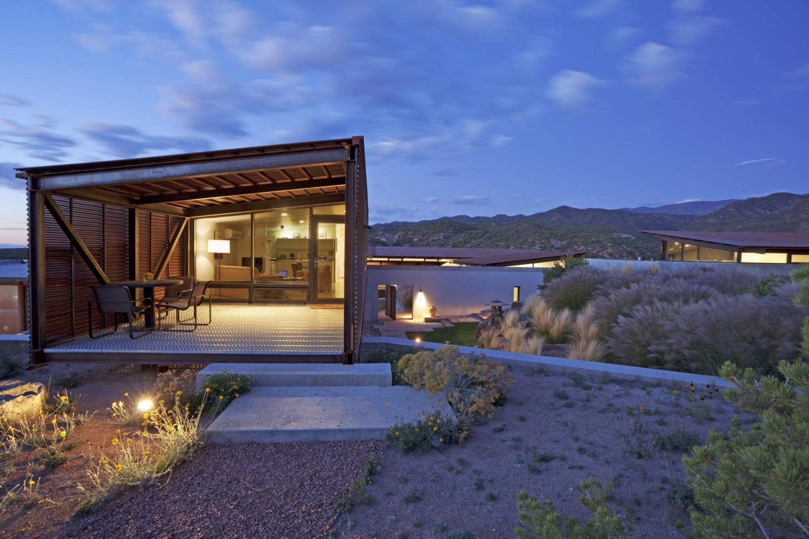 Desert House Lake Flato