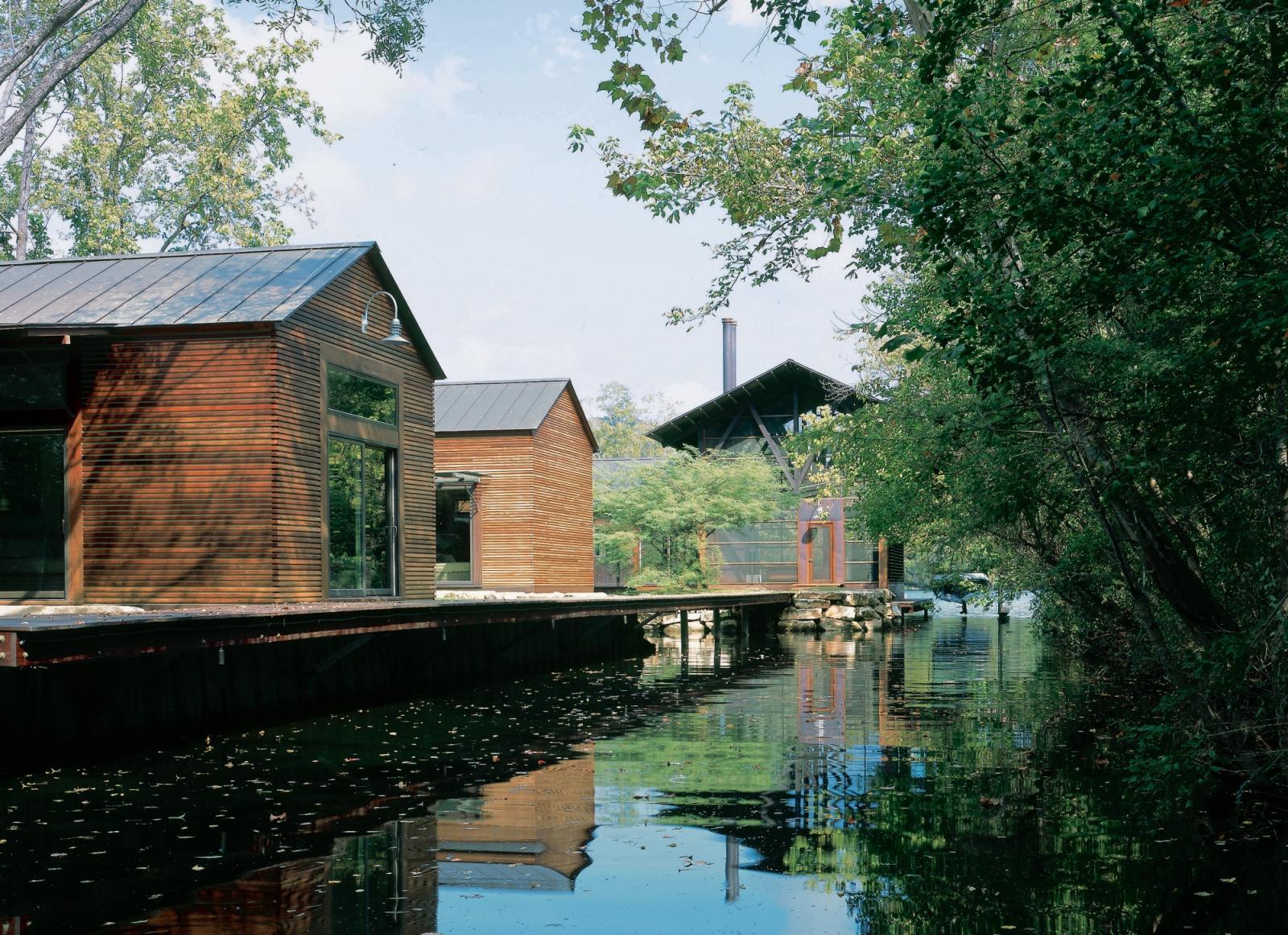 Lake Austin House Lake Flato