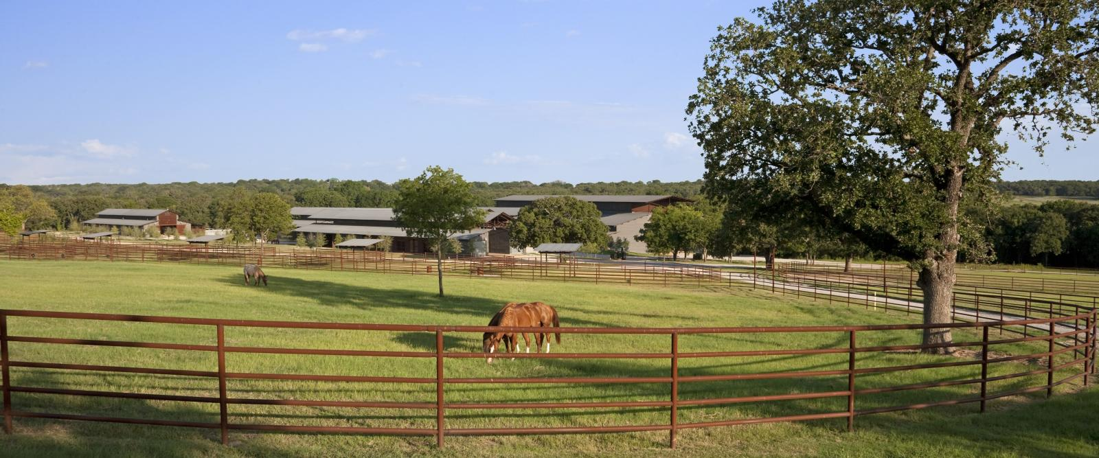 Cutting Horse Ranch | Lake Flato