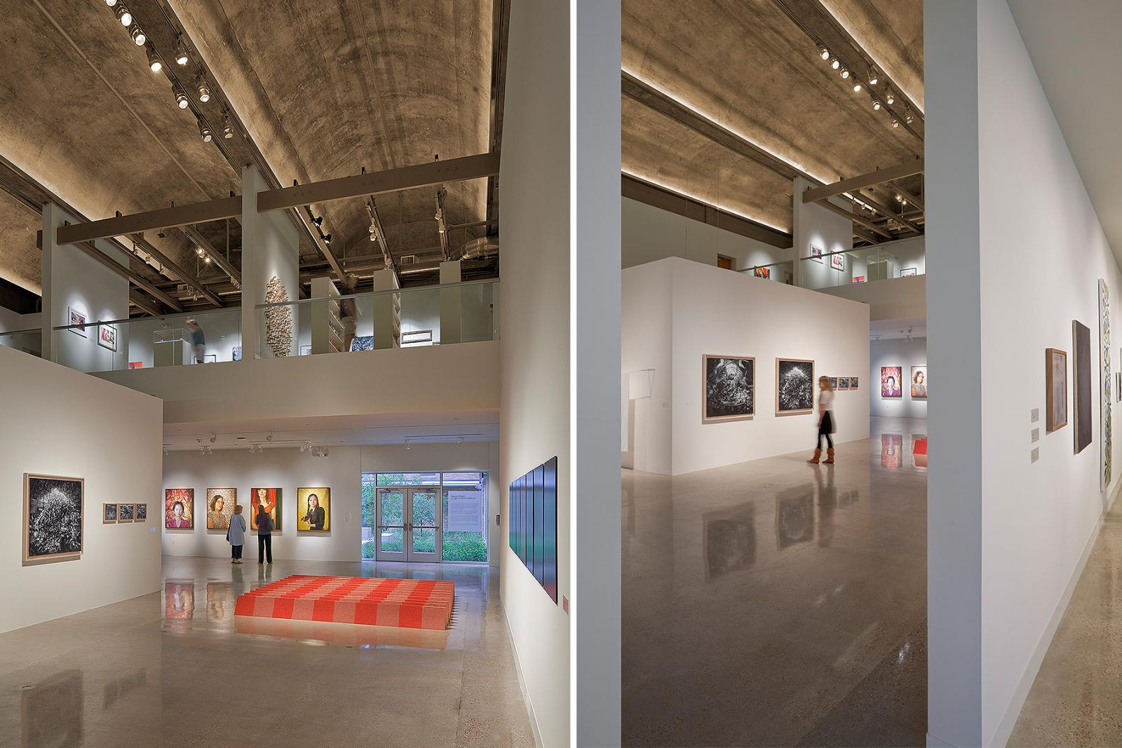 UT Austin Visual Arts Center