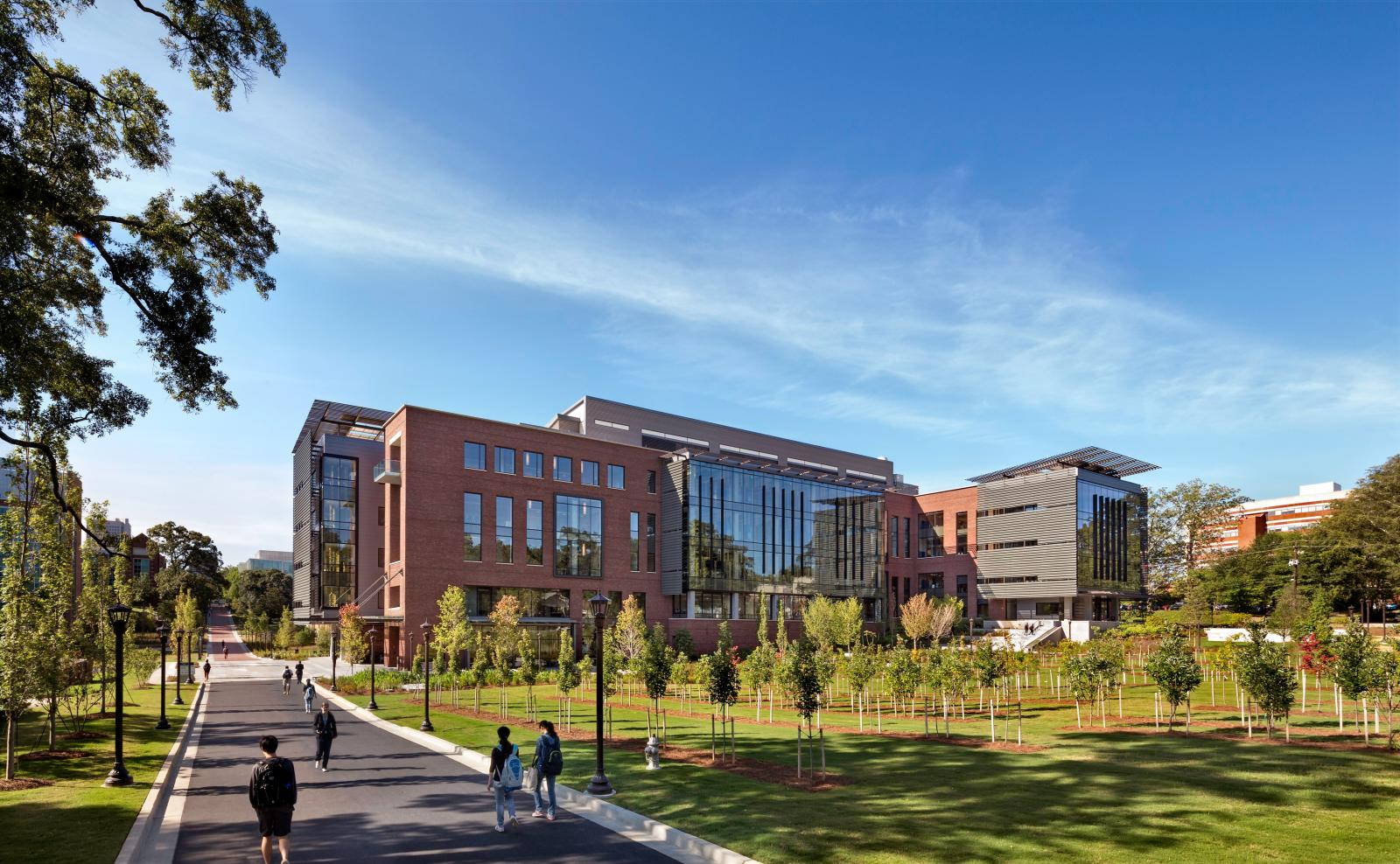 Georgia Tech Engineered Biosystems Building