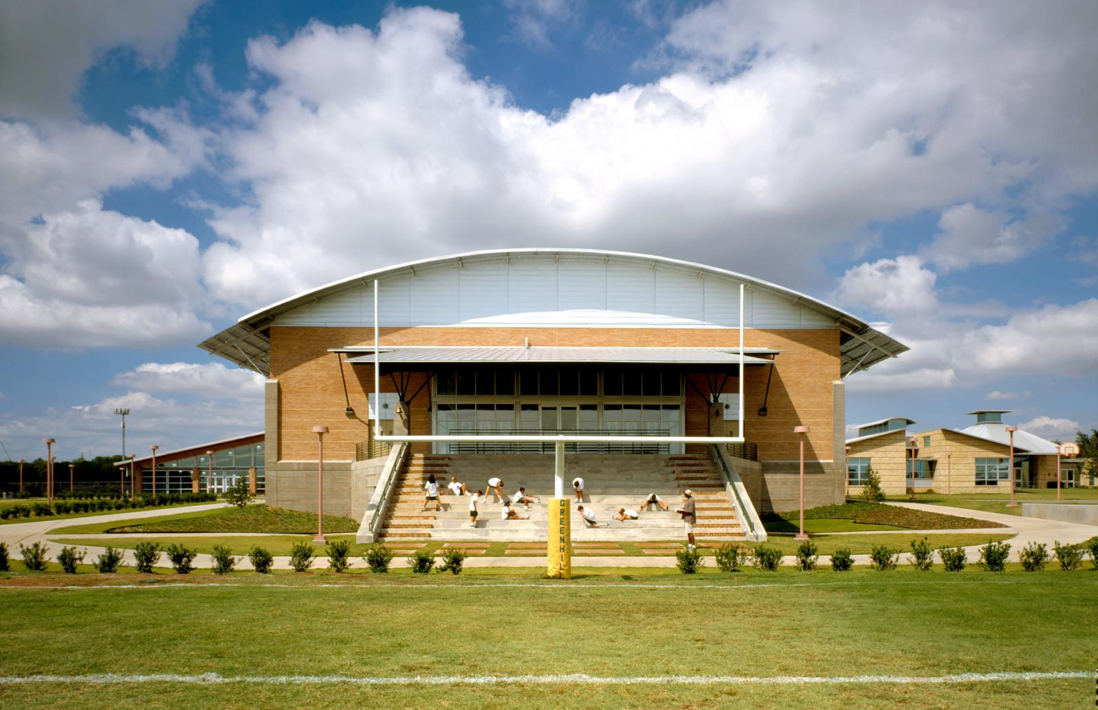 Greenhill School Lake Flato