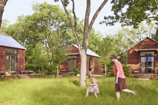 Lake|Flato: Porch House